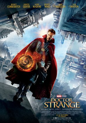 affiche poster doctor strange marvel disney