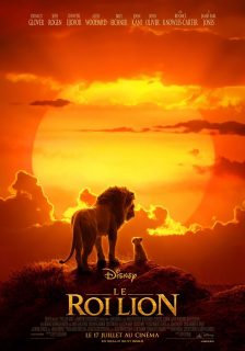 Affiche Poster Roi Lion Film King Disney