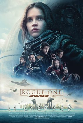 affiche poster rogue one star wars story disney lucasfilm