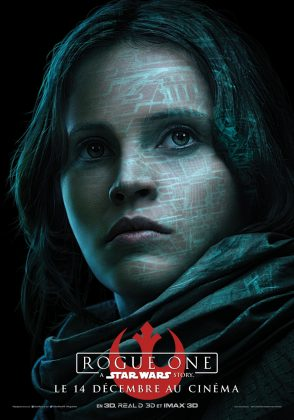 star wars rogue one affiche poster disney lucasfilm