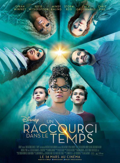 Affiche Poster Un raccourci dans le temps Wrinkle in Time Disney