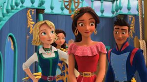 character personnage elena avalor