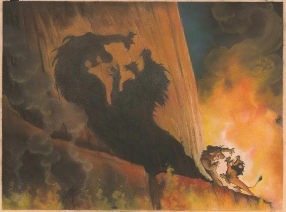 artwork disney exposition art ludique