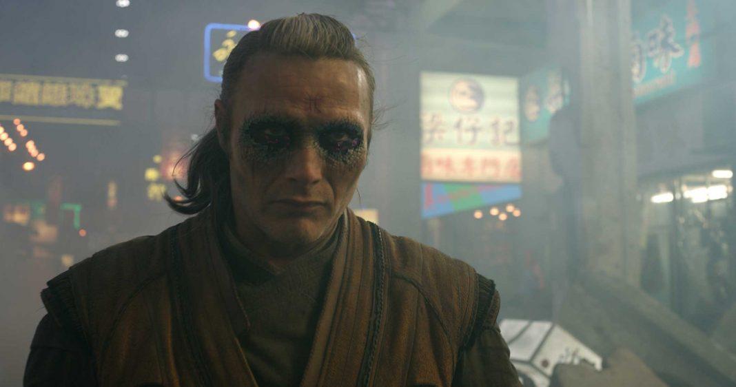 kaecilius marvel character personnage doctor strange
