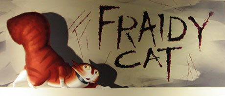 les films d'animation abandonnés par Disney Fraidy Cat