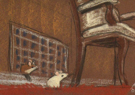 les films d'animation abandonnés par Disney Tales of a mouse