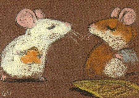 les films d'animation abandonnés par Disney Tales of a mouse