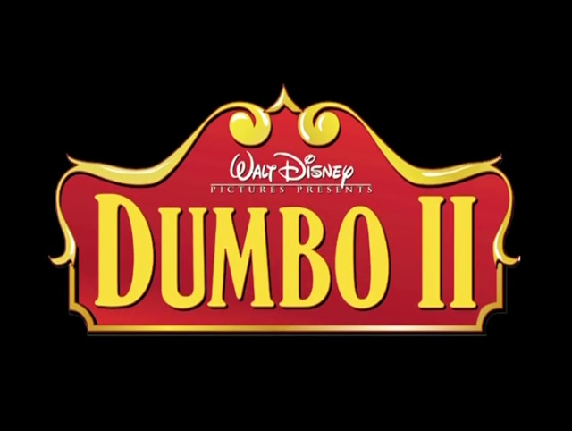 les films d'animation abandonnés par Disney Dumbo 2