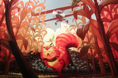 les films d'animation abandonnés par Disney Fraidy Catles films d'animation abandonnés par Disney Fraidy Cat