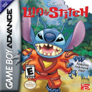 Disney interactive lilo et stitch jeu video gba