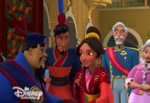 luisa character personnage elena avalor