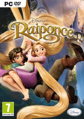Disney interactive jeu video Raiponce