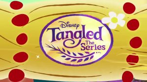 raiponce serie tangled disney channel