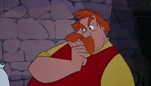 sire hector ector disney animation merlin enchanteur sword stone personnage character