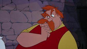 sire hector ector disney animation merlin enchanteur sword stone personnage character
