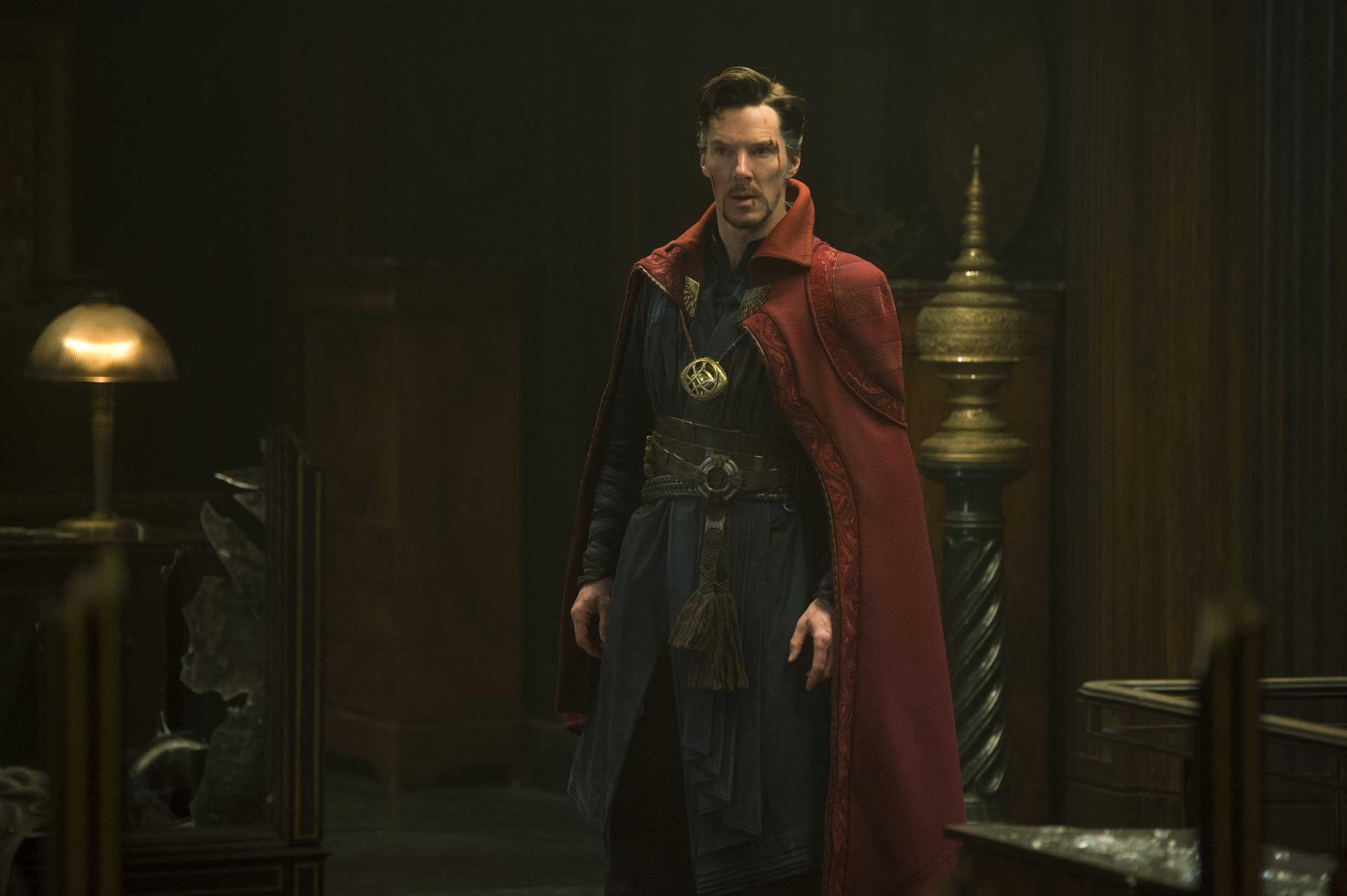 stephen Benedict Cumberbatch docteur marvel character personnage doctor strange