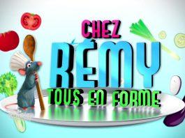 Disney Channel Chez Rémy Tous en Forme