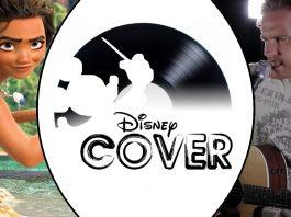 Disney Cover vaiana la légende du bout du monde russell michael how far i'll goDisney Cover vaiana la légende du bout du monde russell michael how far i'll go