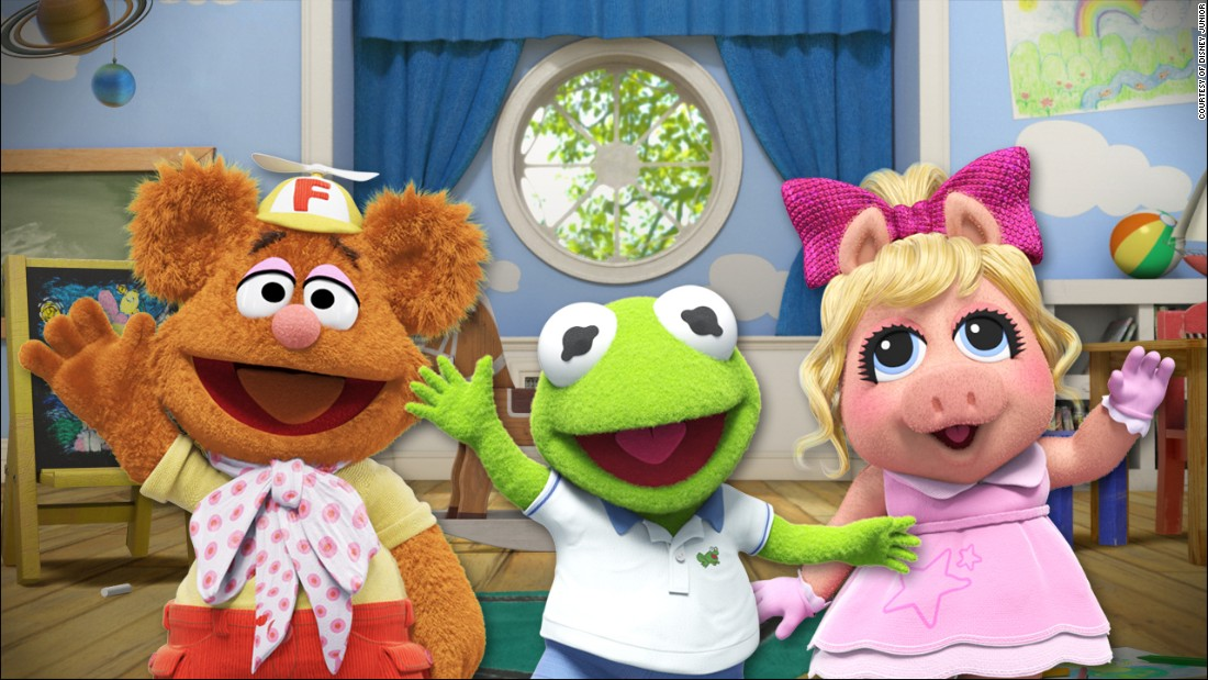 Disney Junior Muppet Babies