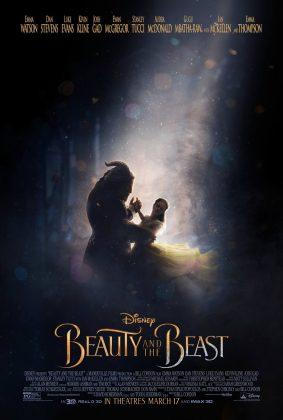 disney pictures affiche poster la belle et la bête beauty beast film 2017