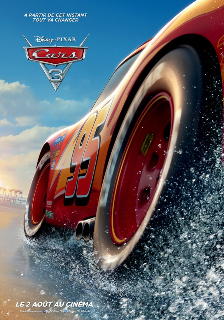 Cars 3 – Streaming.