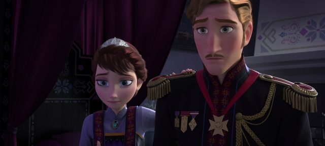 agnarr iduna personnage character disney animation reine neiges frozen