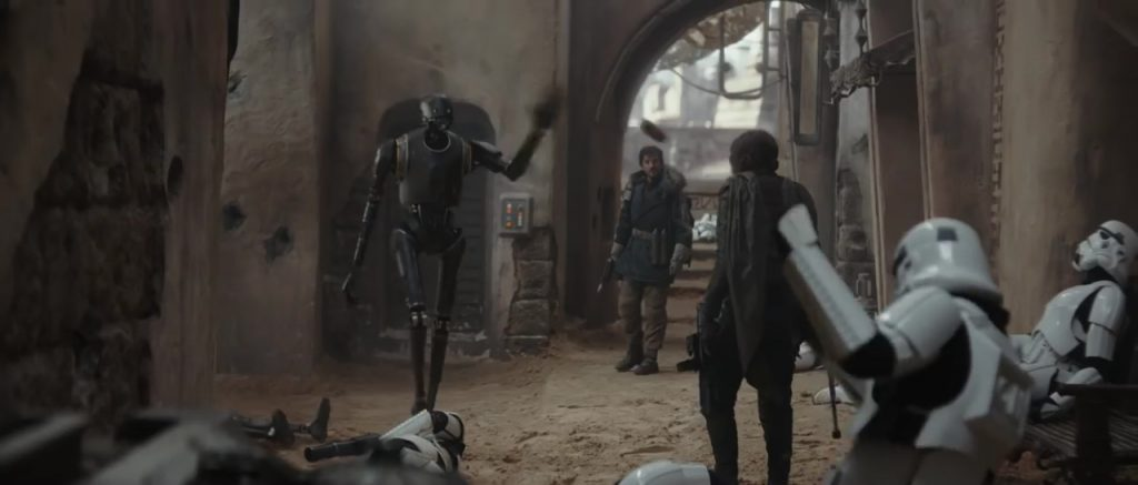 star wars rogue one bande annonce trailer lucasfilm disney
