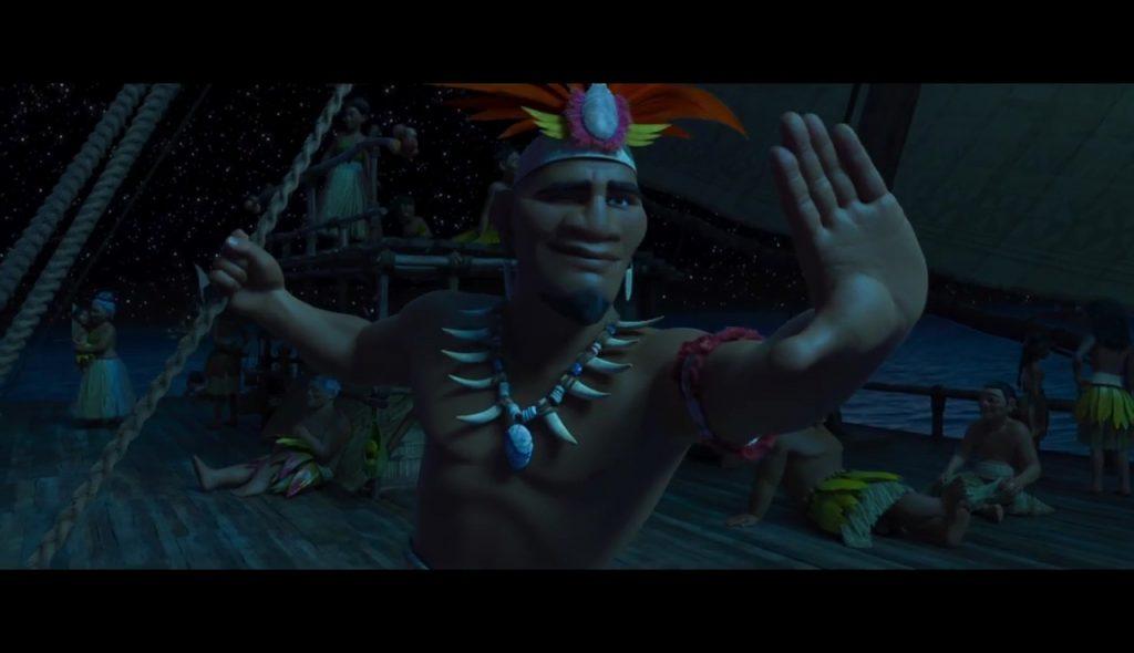 vaiana moana legende bout monde disney animation