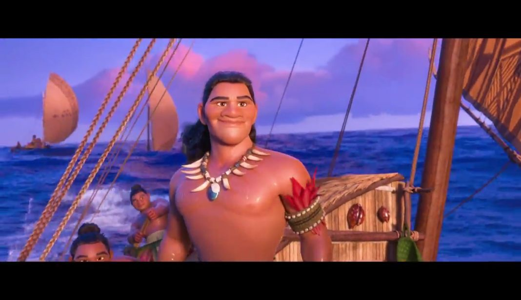 vaiana moana legende bout monde disney animation