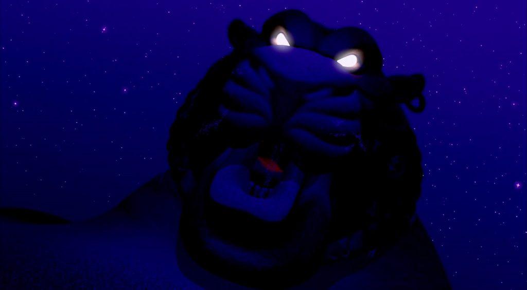 caverne merveille cave wonders personnage character aladdin disney animation