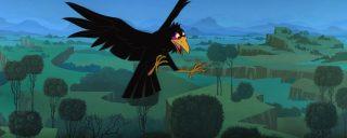 diablo corbeau personnage character la belle au bois dormant sleeping beauty disney animation
