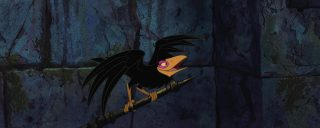 diablo corbeau personnage character la belle au bois dormant sleeping beauty disney animation