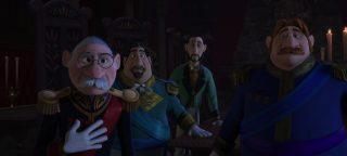 duc duke weselton personnage character disney animation reine neiges frozen