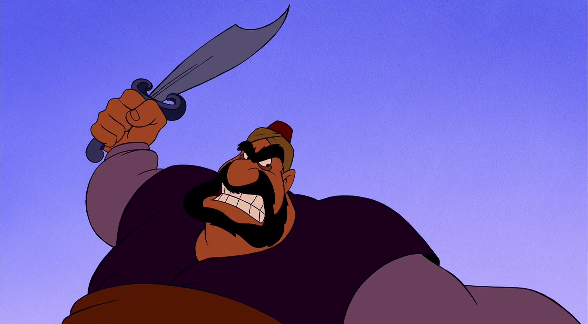 "Aladdin Disney Personnages farouk, personnage dans ""aladdin"". | disney-planet"