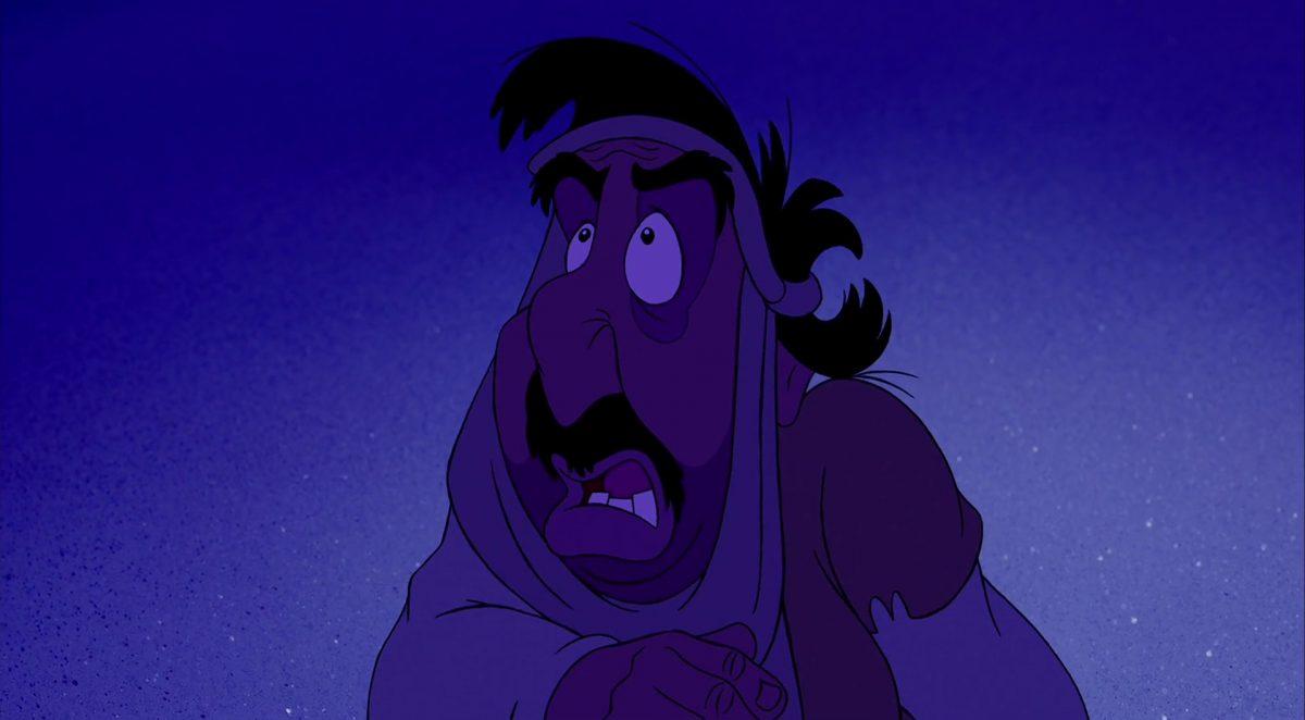 gazeem personnage character aladdin disney animation