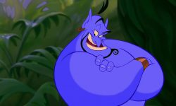 genie personnage character disney animation aladdin