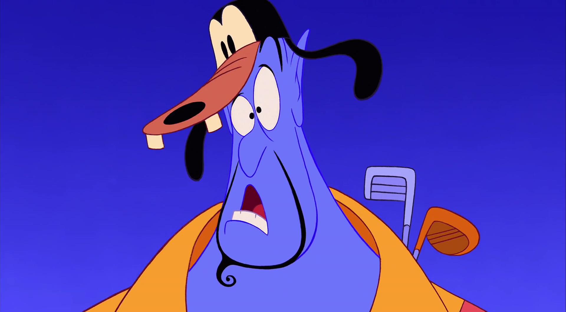 genie personnage character disney animation aladdin