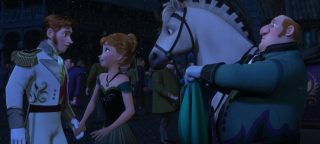 kai gerda personnage character disney animation reine neiges frozen