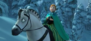 kjekk cheval horse personnage character disney animation reine neiges frozen