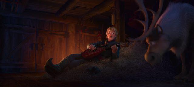 kristoff personnage character disney animation reine neiges frozen