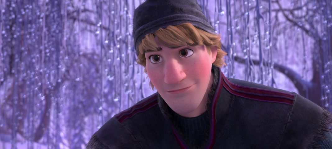 kristoff personnage character disney animation reine neiges frozen