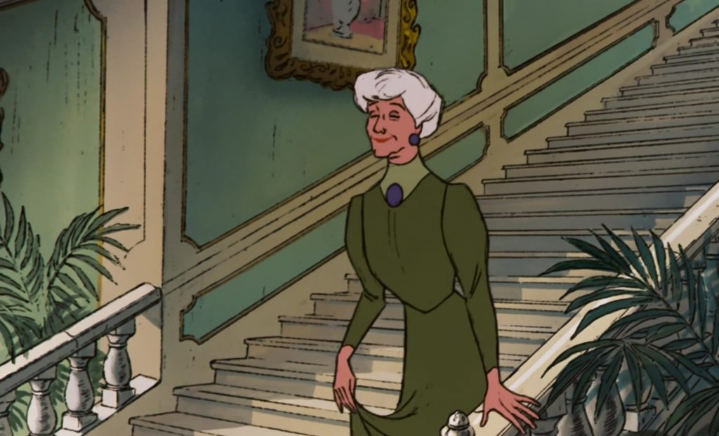madame adelaide bonfamille personnage character aristochats aristocats disney animation