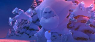 marshmallow personnage character disney animation reine neiges frozen