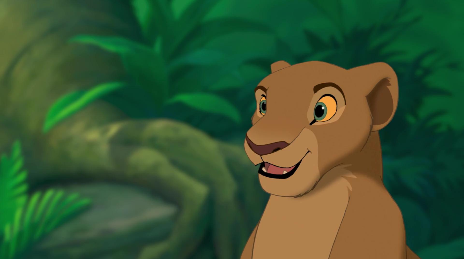 Nala Personnage Dans Le Roi Lion Disney Planet
