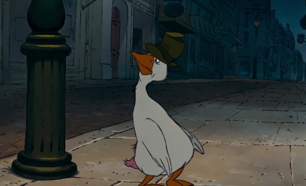 oncle uncle waldo personnage character aristochats aristocats disney animation