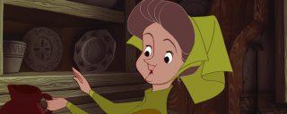 pâquerette fauna fée fairy personnage character la belle au bois dormant sleeping beauty disney animation