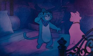peppo chat jazz personnage character aristochats aristocats disney animation