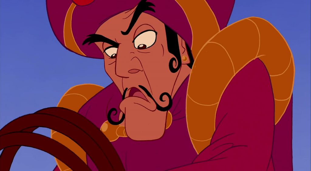 prince ahmed personne character aladdin disney animation