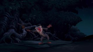 rafiki mandrill disney animation personnage character roi lion king