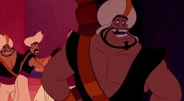razoul personnage character aladdin disney animation
